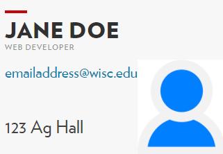 Jane Doe Detail Screen