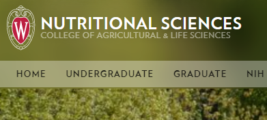 Nutri Sci Homepage Color Example